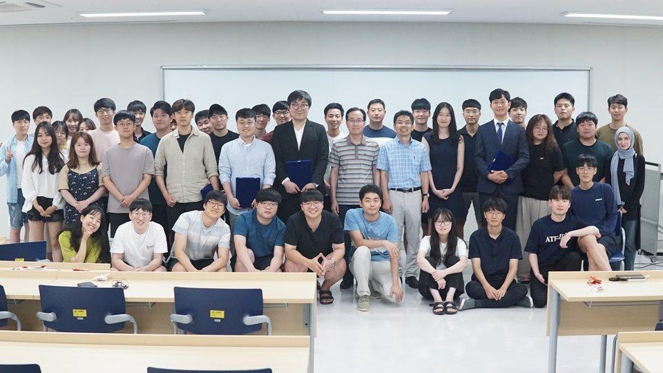2019 여름 졸업식 환송회