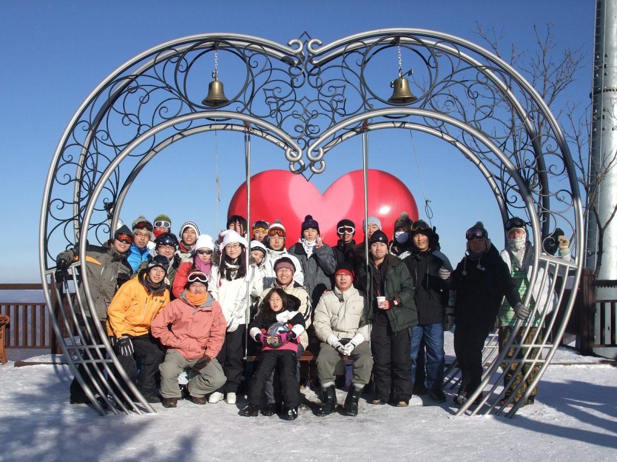2009년 1월 겨울스키엠티