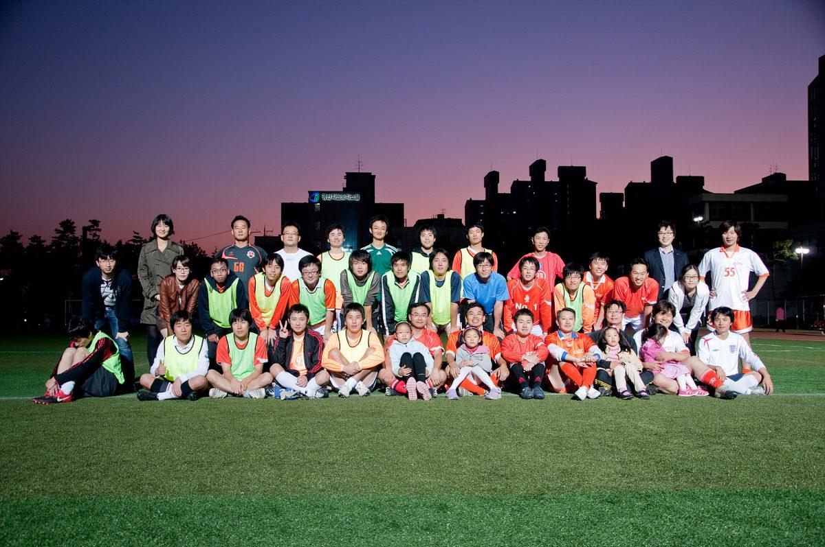 2010년 10월 동문축구대회