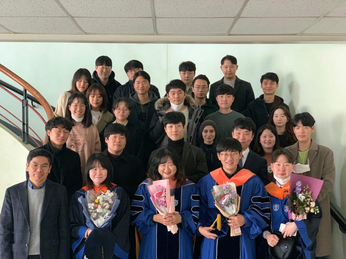 2021 겨울 졸업식