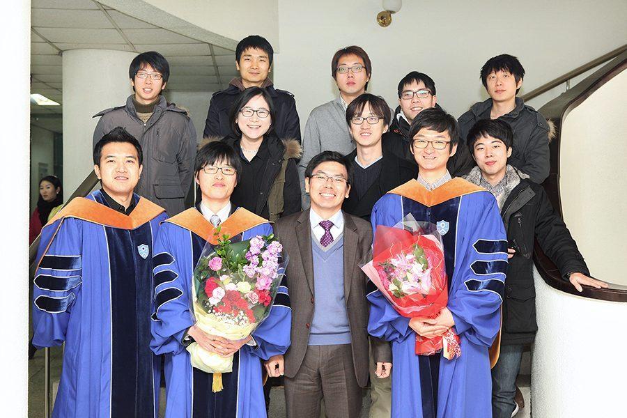 2013년 2월 MSCP 졸업식 (1)
