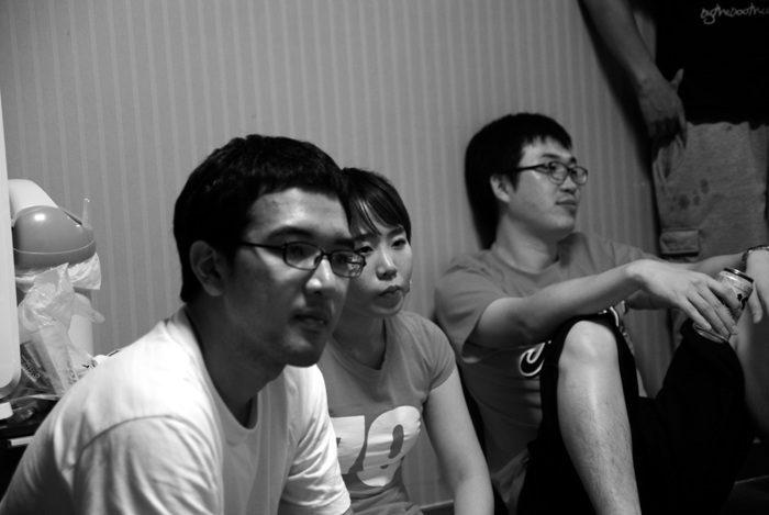 2009.7.15 여름엠티 첫 날2