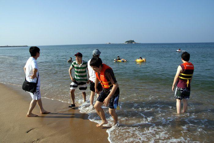2009.7.15 여름엠티 첫 날1