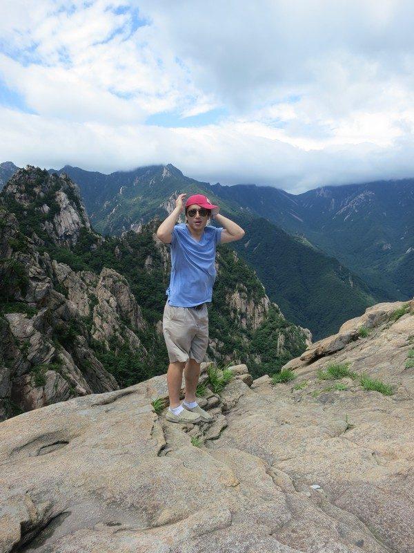 2012 여름 MT 설악산
