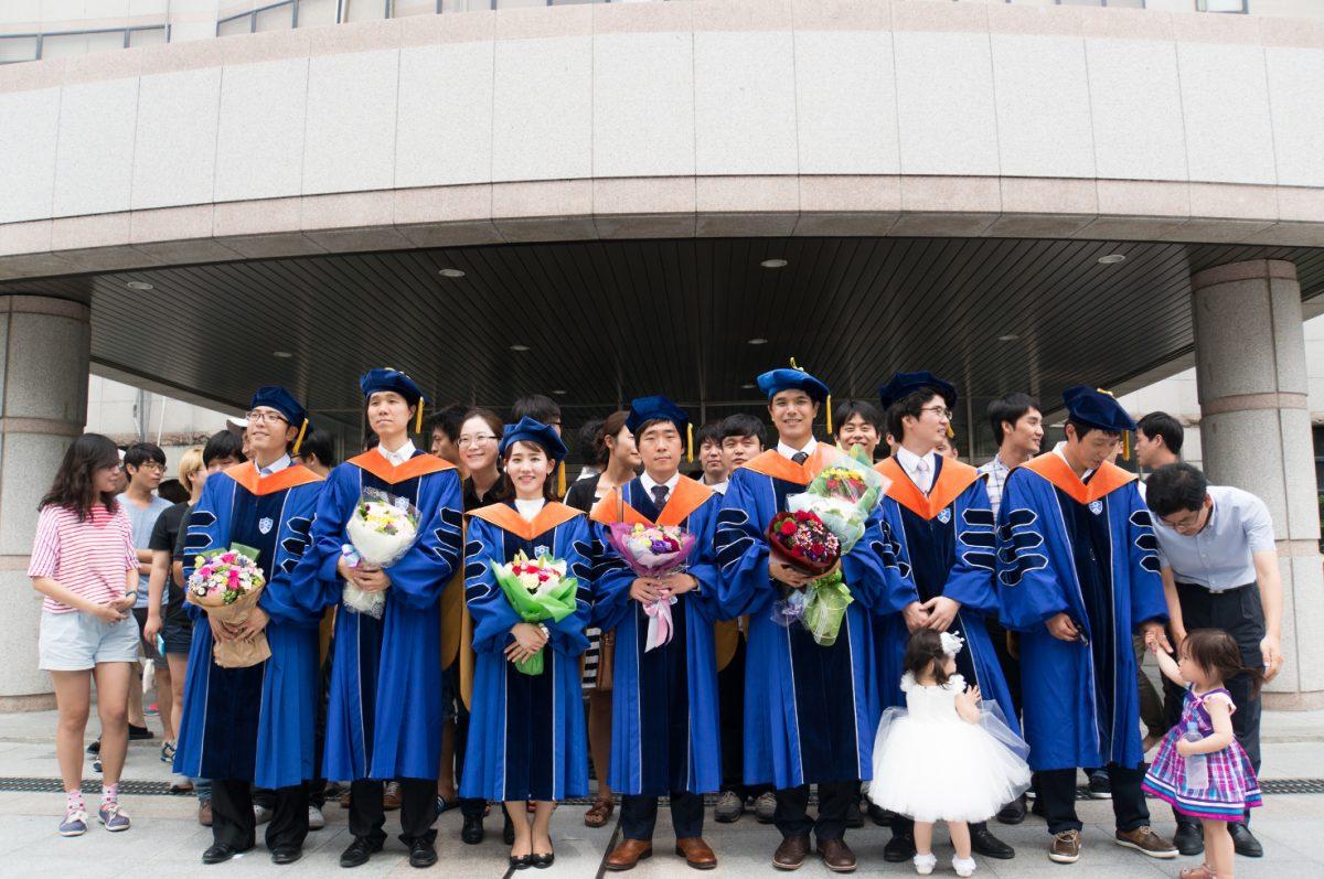 2014년 8월 졸업