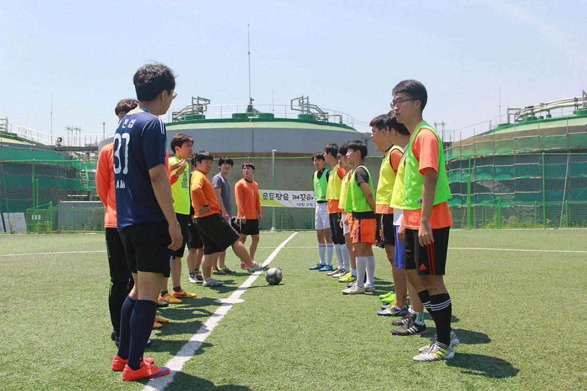2018 춘계동문축구회