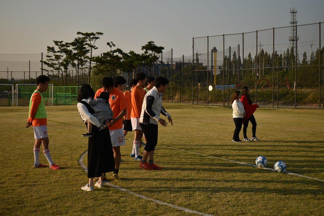 2018 추계동문축구회