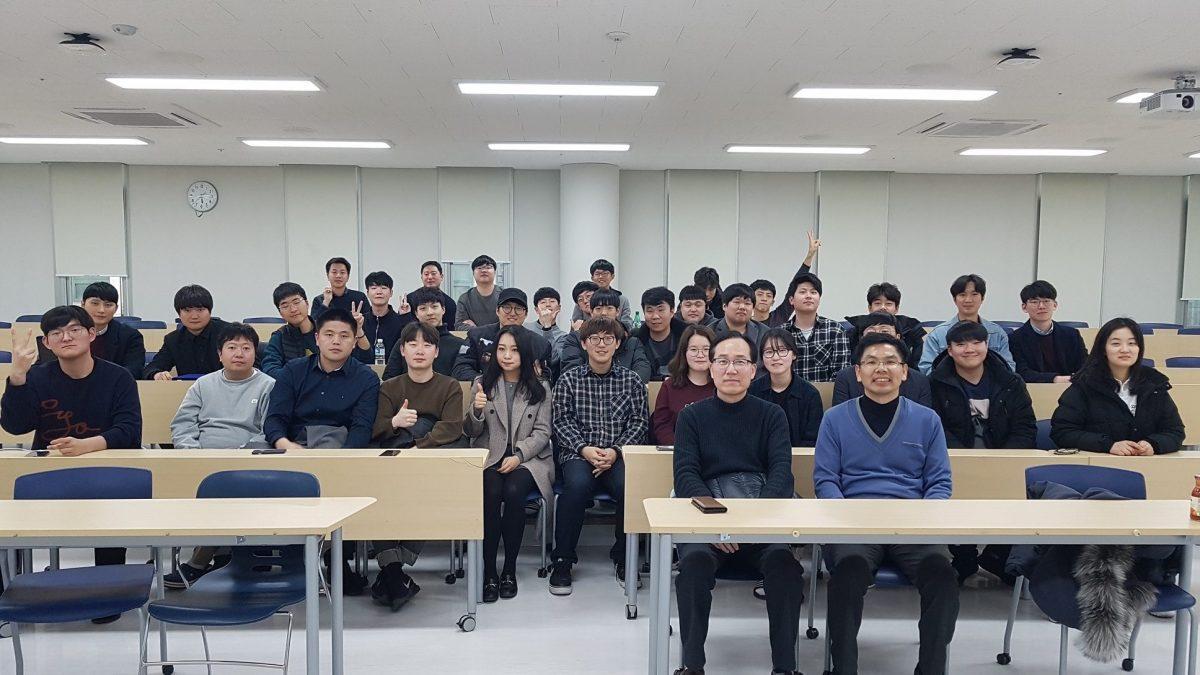 2019 겨울 졸업생 환송회